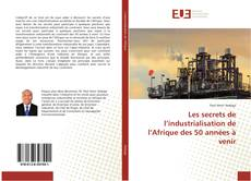 Bookcover of Les secrets de l'industrialisation de l'Afrique des 50 années à venir