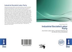 Capa do livro de Industrial Socialist Labor Party