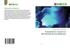 Bookcover of Hoplodrina respersa