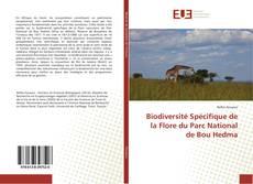 Обложка Biodiversité Spécifique de la Flore du Parc National de Bou Hedma