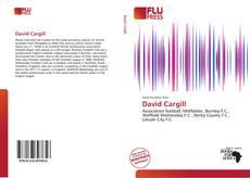 Bookcover of David Cargill