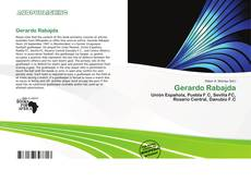 Bookcover of Gerardo Rabajda