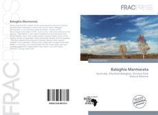 Bookcover of Baloghia Marmorata