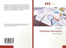 Bookcover of Statistiques Descriptives