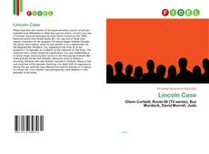 Couverture de Lincoln Case