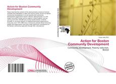 Action for Boston Community Development的封面