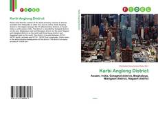 Couverture de Karbi Anglong District