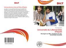 Bookcover of Université du Littoral Côte d'Opale