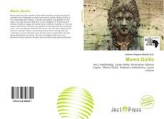Buchcover von Mama Quilla