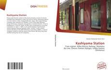 Bookcover of Kashiyama Station