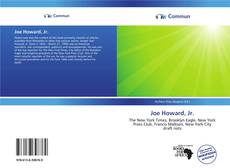 Joe Howard, Jr.的封面