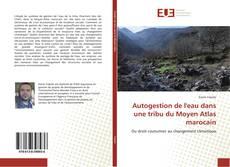 Autogestion de l'eau dans une tribu du Moyen Atlas marocain kitap kapağı