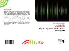 Buchcover von Amii Ozaki