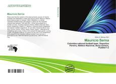 Couverture de Mauricio Serna