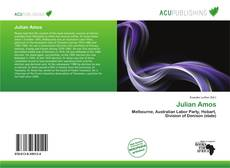 Bookcover of Julian Amos