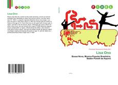 Bookcover of Lisa Ono