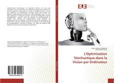 Capa do livro de L'Optimisation Stochastique dans la Vision par Ordinateur