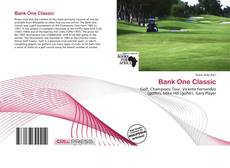 Capa do livro de Bank One Classic