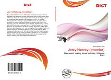 Couverture de Jerry Harvey (inventor)