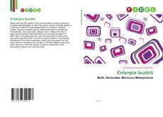 Couverture de Enterpia laudeti