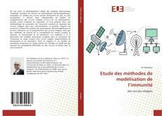 Etude des méthodes de modélisation de l'immunité kitap kapağı