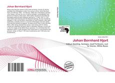 Обложка Johan Bernhard Hjort