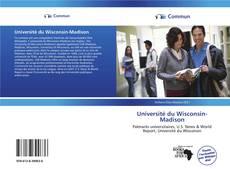Couverture de Université du Wisconsin-Madison