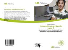 Обложка Université Jean Moulin Lyon 3