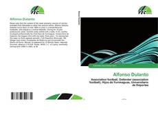 Bookcover of Alfonso Dulanto
