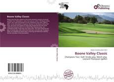 Copertina di Boone Valley Classic