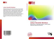 Buchcover von Johan Hendrik Weidner