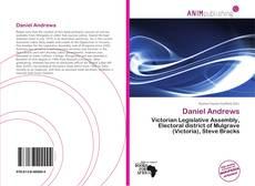 Buchcover von Daniel Andrews
