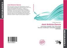 Bookcover of José Antonio García