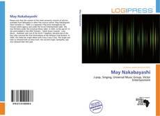Portada del libro de May Nakabayashi