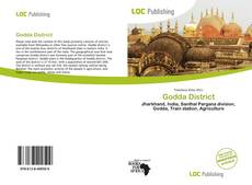 Bookcover of Godda District