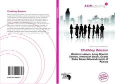 Bookcover of Chalkley Beeson