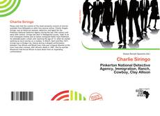Bookcover of Charlie Siringo