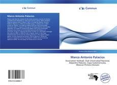 Portada del libro de Marco Antonio Palacios