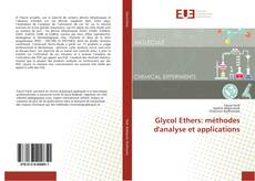 Couverture de Glycol Ethers: méthodes d'analyse et applications