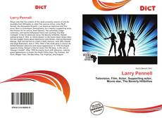 Couverture de Larry Pennell