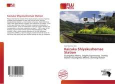 Buchcover von Kaizuka Shiyakushomae Station