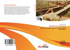 Bookcover of Koderma District