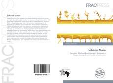 Bookcover of Johann Maier