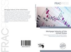 Bookcover of Mortgage Industry of the United States