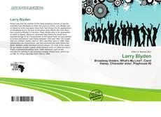 Buchcover von Larry Blyden