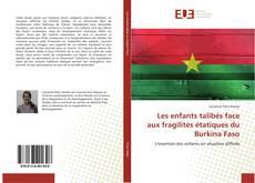 Portada del libro de Les enfants talibés face aux fragilités étatiques du Burkina Faso