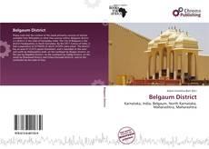 Copertina di Belgaum District