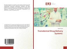 Transdermal Drug Delivery Systems的封面