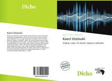 Kaori Utatsuki的封面