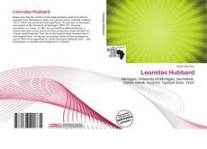 Обложка Leonidas Hubbard